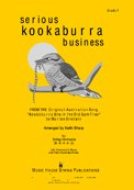 Serious KOOKABURRA BUSINESS